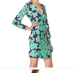 Dresses & Skirts - DVF dress!